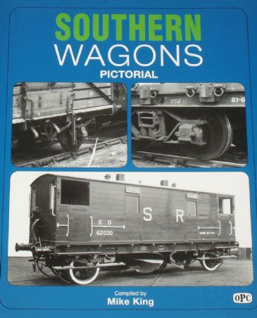 Southern Wagons Pictorial, by Mike King